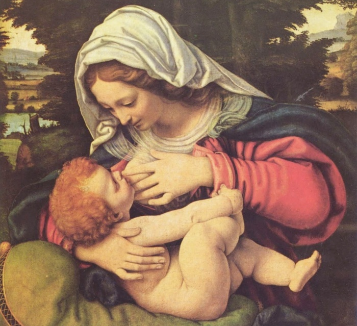 breastfeeding-mary