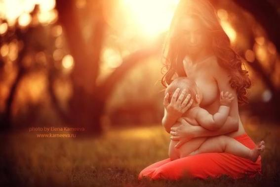Breastfeeding: the Fantasy