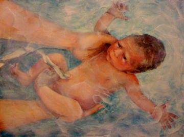 water-birth